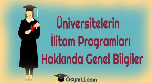 üniversitelerin-ilitam-programları-hakkında-genel-bilgiler