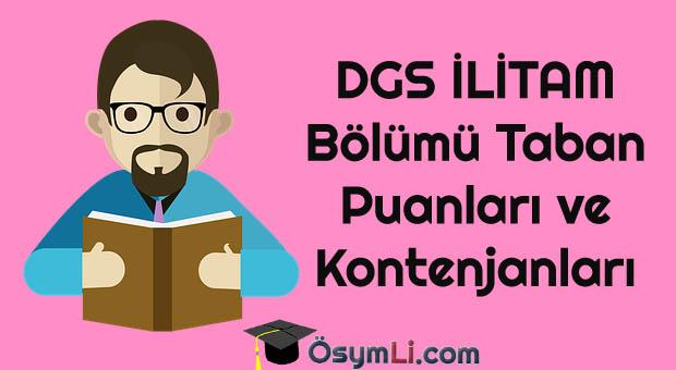 DGS-İLİTAM-Bölümü-Taban-Puanları-ve-Kontenjanları