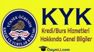 KYK-Kredi-Burs-Hizmetleri-Hakkında-Genel-Bilgiler