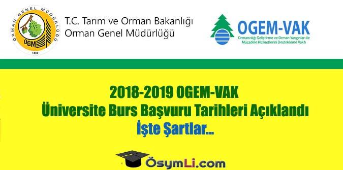 2018-2019-OGEM-VAK-Üniversite-Burs-Başvuru-Tarihleri-Açıklandı