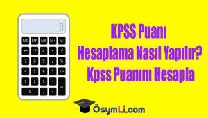KPSS-Puanı-Hesaplama-Nasıl-Yapılır-Kpss-Puanını-Hesapla