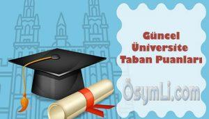 güncel-üniversite-taban-puanları