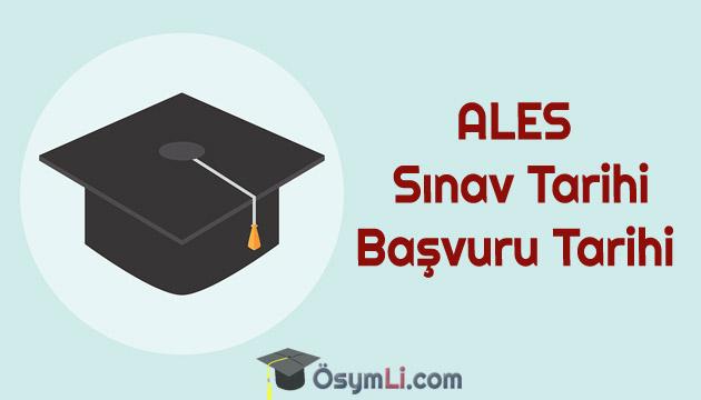 2019-ales-sınav-tarihi-başvuru-tarihi