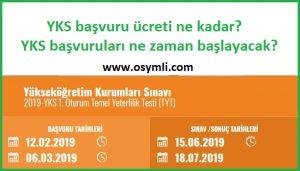 2019-yks-basvurulari-ne-zaman-baslayacak-2019-yks-basvuru-ucreti