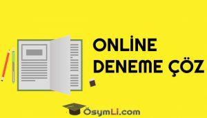 online-deneme-coz