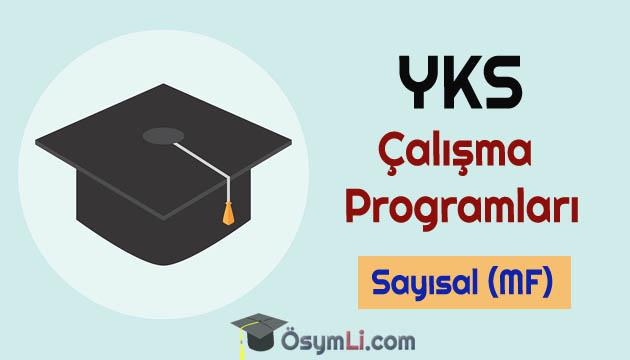 yks-sayisal-mf-ders-calısma-programi-indir