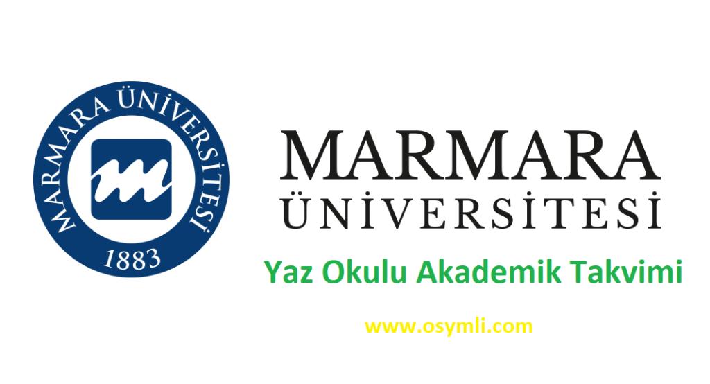 Marmara-Üniversitesi-yaz-okulu-akademik-takvimi-hangi-dersler-acilacak
