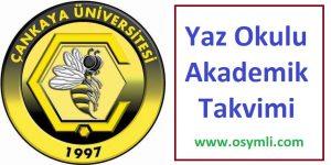 cankaya-universitesi-yaz-okulu-akademik-takvimi