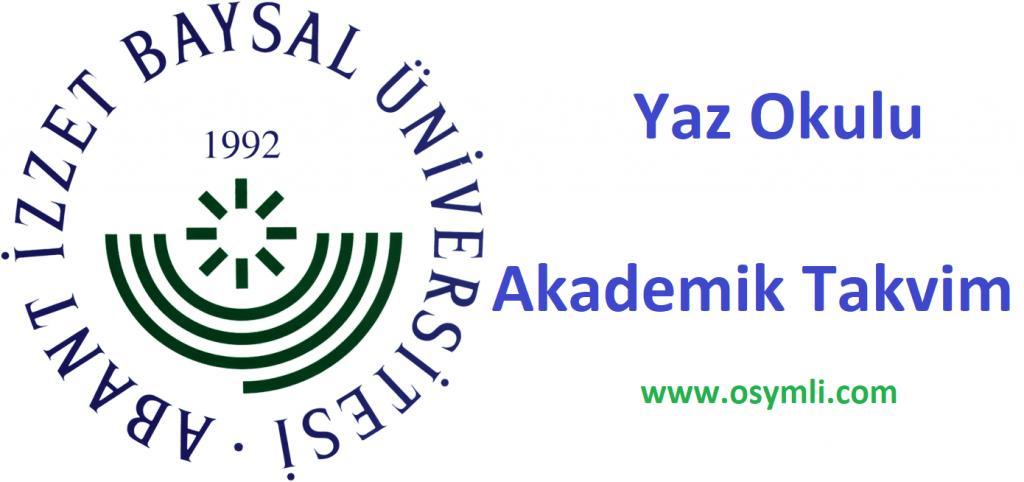 İzzet-Baysal-Üniversitesi