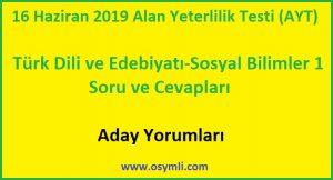 16-haziran-2019-ayt-edebiyat-sosyal-bilimler-1-soru-ve-cevaplari