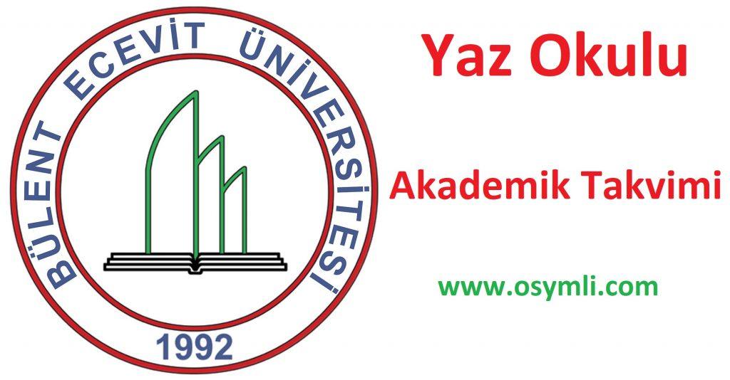 Bülent-Ecevit-Üniversitesi-yaz-okulu-akademik-takvimi