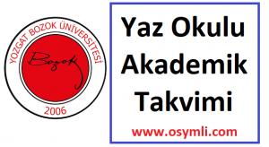 Bozok-Üniversitesi-yaz-okulu-akademik-takvimi