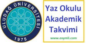 Uludağ-Üniversitesi-yaz-okulu-akademik-takvimi