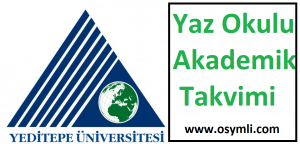 Yeditepe-Üniversitesi-yaz-okulu-akademik-takvimi-harc-ucretleri