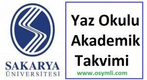 sakarya-üniversitesi-yaz-okulu-akademik-takvimi