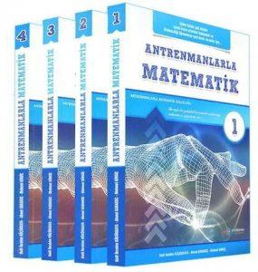 Antrenmanlarla-Matematik-1-2-3-4-Kitap-Seti