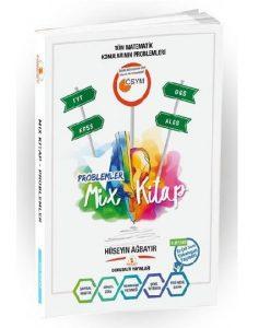 Dokuz-Altı-KPSS-TYT-DGS-ALES-Problemler-Mix-Kitap-Dokuz-Altı-Yayınları