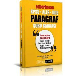 Pegem-Yayınları-2020-KPSS-ALES-DGS-Ezberbozan-Paragraf-Soru