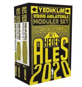 Yediiklim-Yayınları-2020-ales-Sözel-Sayısal-Yetenek