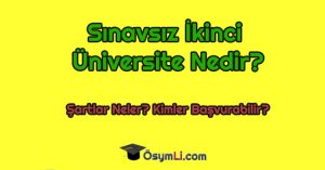 sinavsiz-ikinci-üniversite-kayıt-harc-ucreti