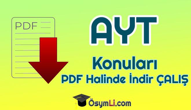 2020_tyt_ayt_konulari_pdf_meb_indir