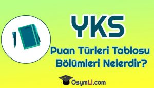 yks_puan_turleri_tablosu_ne_anlama_gelir