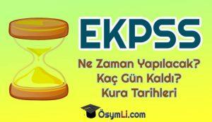 ekpss_tarihi_ne_zaman_kura_tarihleri_basvuru_gec_basvuru