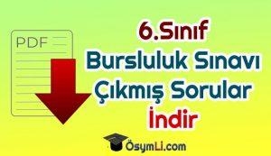 6_sinif_bursluluk_sinavi_cikmis_sorulari_indir_pybs_iokbs