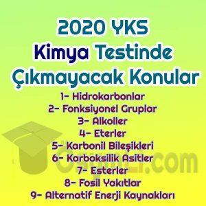 2020_yks_kimya_cikmayacak_konular