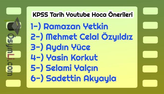 kpss-tarih-youtube-hoca-onerileri