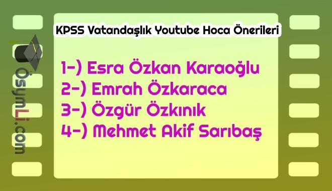 kpss-vatandaslik-youtube-hoca-onerileri